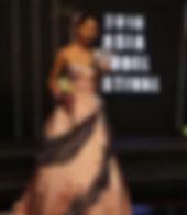 ミスコン ドレス