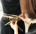 オーダー 卒業式 謝恩会 パーティー 社交界 成人式 二次会 和ドレス 着物ドレ
