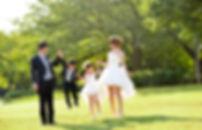 ママパパキッズ 結婚式