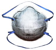 FP2 mask used in the remask glossary