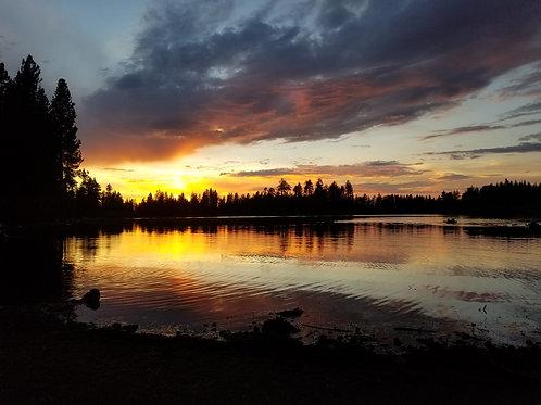 Lassen National Park California