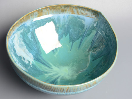 Jennifer Burke's Auction Bowl