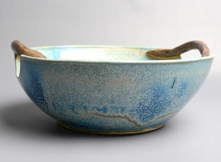 Kathy Kelln's Auction Bowl