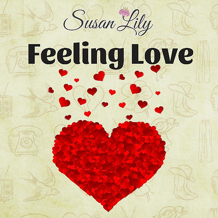 Feeling Love - Susan Lily Single cover (