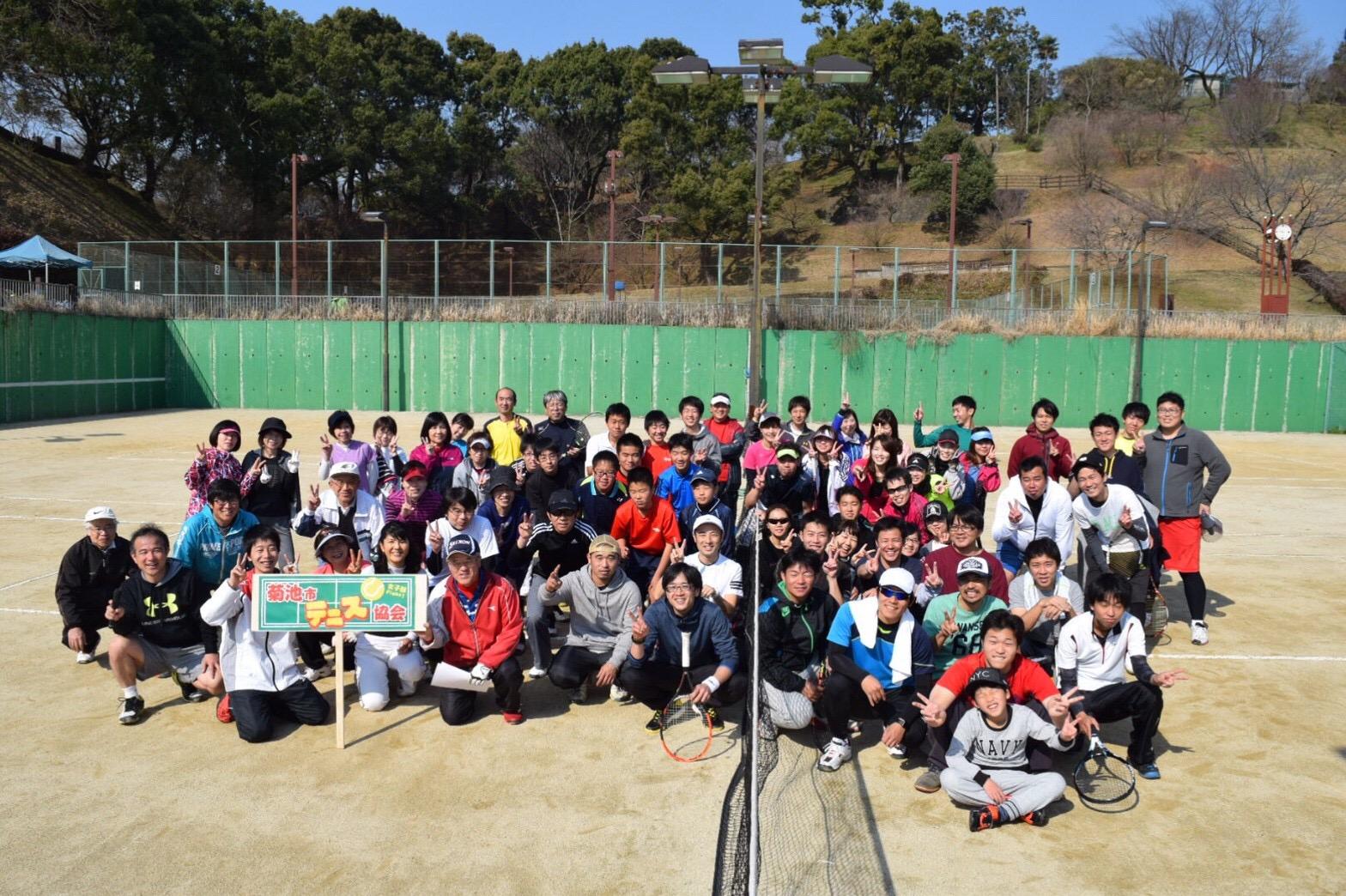 2017年春合宿菊池公園