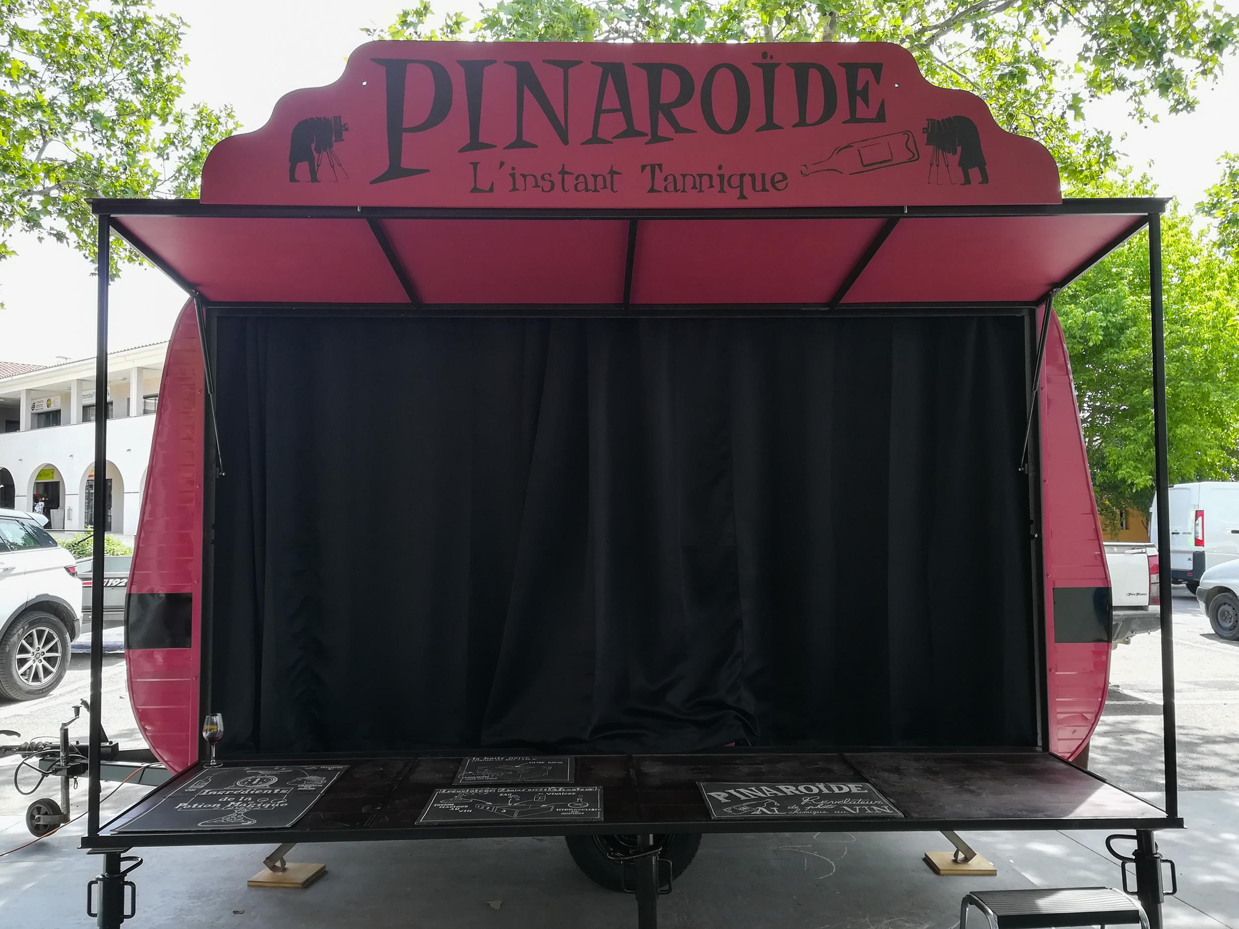 Pinaroide L' Instant- Tannique- le studi