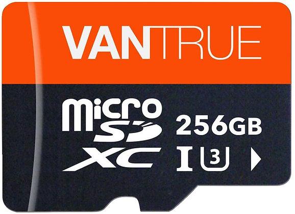 Vantrue 256GB MicroSDXC