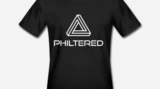 Philtered Logo T-Shirt