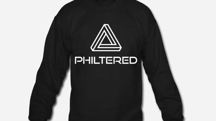 Philtered Logo Crewneck Sweatshirt