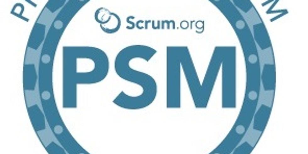 PSM I Scrum Master Training