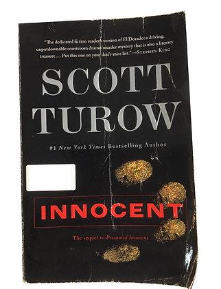 Libro Innocent Medidas: 25 cm x 17 cm