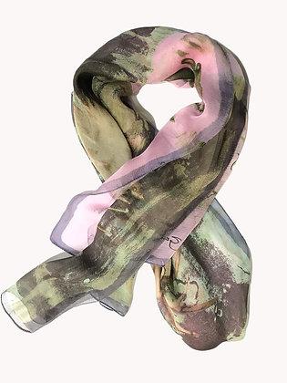 Pañuelo Jean Paul Gaultier Medida: 178 x 45 cm
