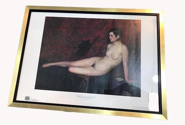 Cuadro réplica- Ernesto De La Carcova Medidas: 68 x 50 cm