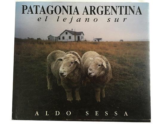 Libro Patagonia Argentina Medidas: 21 cm x 21 cm aprox