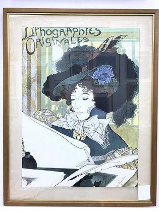 Cuadro Lithographics Originales