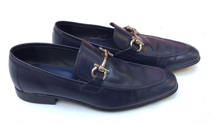 Zapato Ferragamo Talle: 10
