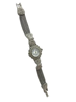 Reloj vintage - correa con cadenas