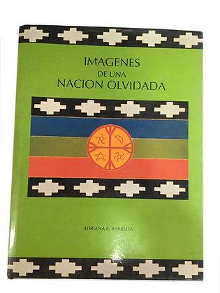 Libro Imágenes de una nación olvidada Medidas: 21 cm x 17 cm