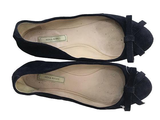 Zapatos Nina Ricci Talle: 37