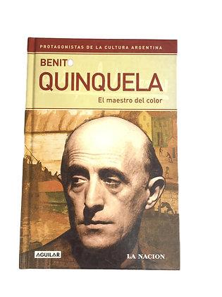 Libro Benito Quinquela