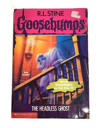Libro The Headless Gosht Medida: 15 cm x 13 cm aprox.