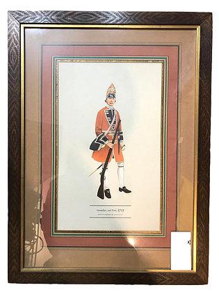 Cuadro Grenadier Medidas: 52 x 39 cm