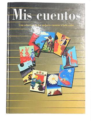 Libro Mis Cuentos Medidas: 25 cm x 19 cm aprox