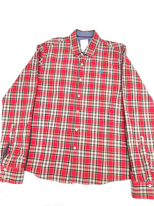 Camisa escosesa Key Biscayne