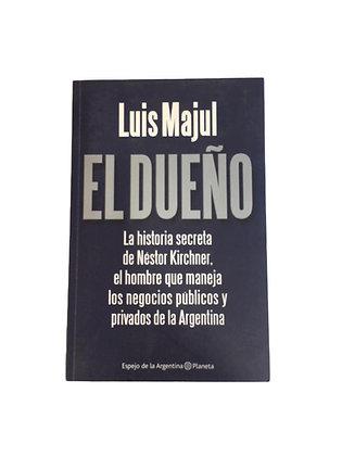 Libro El Dueño.