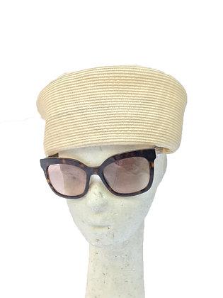 Sombrero vintage beige