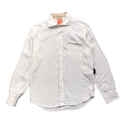 Camisa manga larga Puro Lino Talle: S