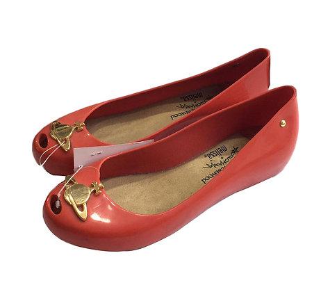 Zapatos Vivienne Westwood para Melissa Talle: 3 BR