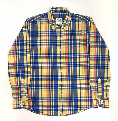 Camisa escosesa Felix Talle: XL