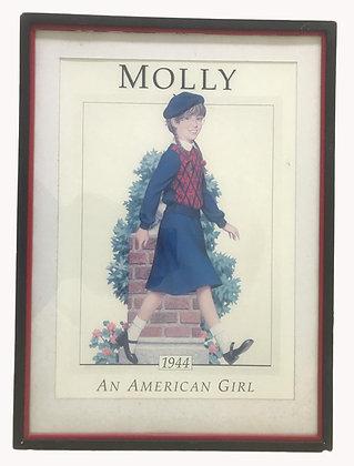 Set de 5 cuadros American Girls Medidas: 80 x 60 cm