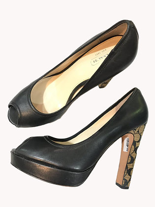 Zapatos Coach Talle: 9