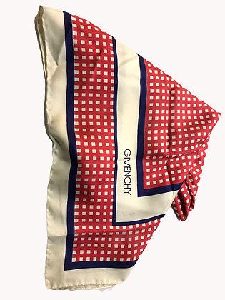Pañuelo Givenchy Medida: 78 x 76 cm