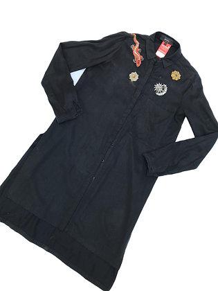 Vestido chemise Ginebra