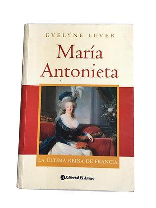 Libro Maria Antonieta Medidas: 17 cm x 13 cm aprox.