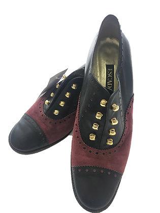 Zapatos Escada Talle: 10B