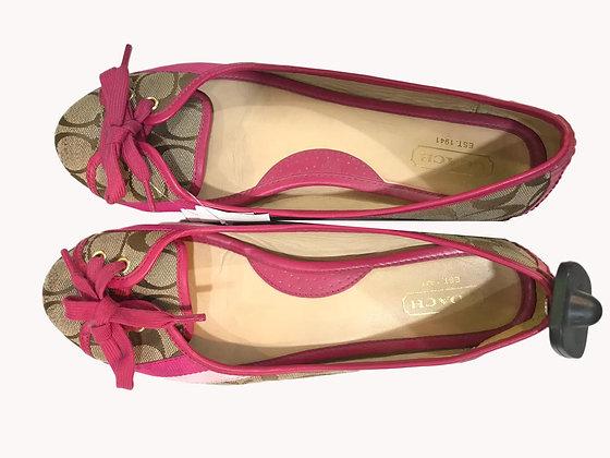 Zapatos Coach Talle: 9 1/2