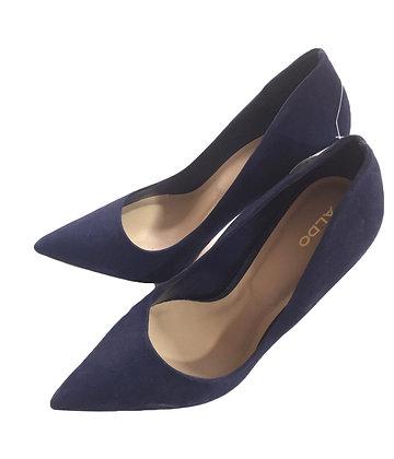 Zapatos Aldo azules Talle: 7.5