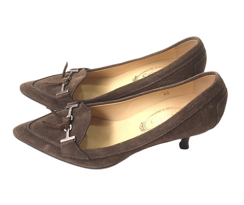 Zapatos Tods Talle: 40