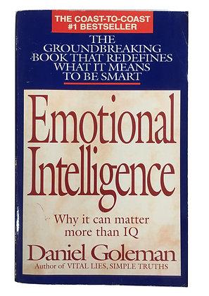 Libro Emotional Intelligence Medidas: 25 x 17 cm aprox