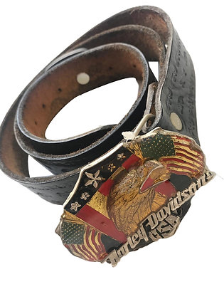 Cinturon Harley Davidson Talle: L