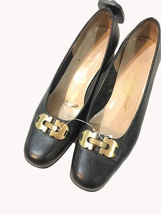 Zapatos Ferragamo Talle: 6 1/2