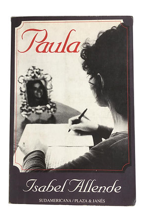 Libro Paula Medidas: 25 x 17 cm aprox
