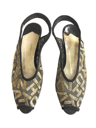 Zapatos Norberto Talle: 37/38