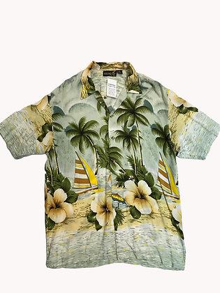 Camisa Palmas Thums Talle: S