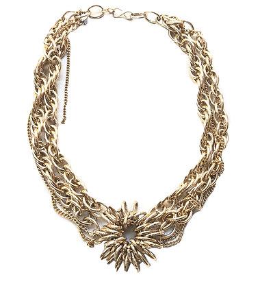 Cinturón collar doble Medidas: 81 cm