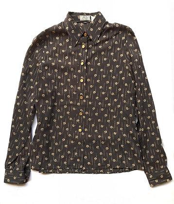 Camisa estampada vintage Pierre Cardin Talle: 42